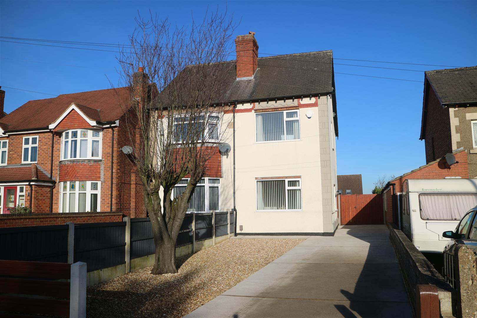 Huthwaite Road Sutton-In-Ashfield NG17 2GX